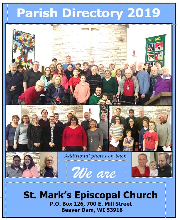 Saint Mark's Episcopal Church, Beaver Dam, WI Welcomes You